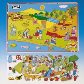 Lernspiel Natur und Umweltschutz