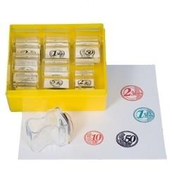 Euro-Stempel Box