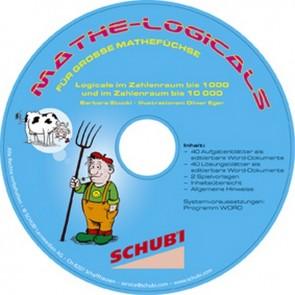 Schubi - Mathe Logicals Für große Mathefüchse CD-ROM