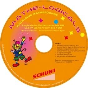 Schubi - Mathe Logicals  Für kleine Mathefüchse CD-ROM