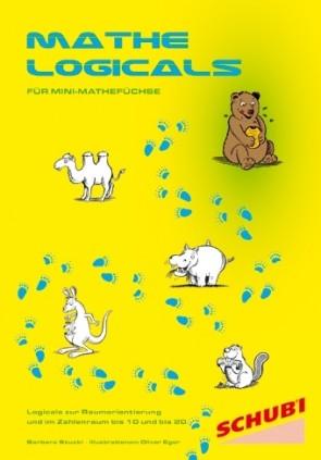 Schubi - Mathe Logicals Für ganz kleine Mathefüchse Kopiervorlagen