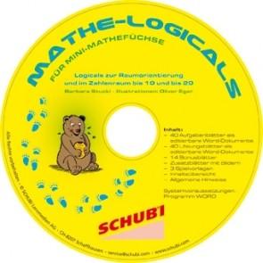 Schubi - Mathe Logicals Für ganz kleine Mathefüchse CD-ROM