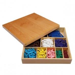 Perlenstäbchenbox für die ganze Klasse