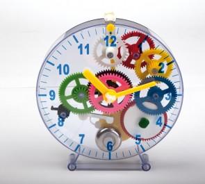 Tolle Selbstbau-Uhr