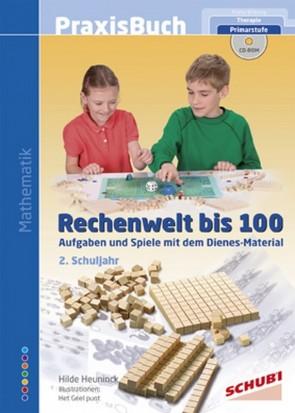 Schubi Rechenwelt bis 100 inkl. CD-Rom