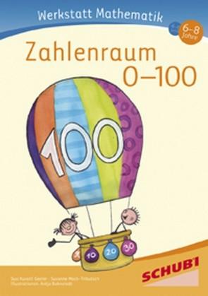 Schubi Werkstatt Mathematik Zahlenraum 0 bis 100