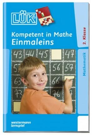 LÜK - Kompetent in Mathe Einmaleins