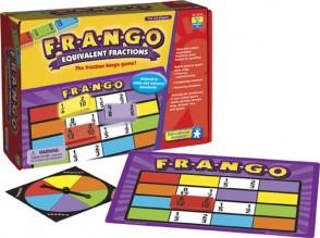 FRANGO Spiel mit gleichwertigen Brüchen