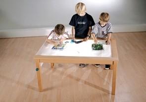 Licht-Tisch