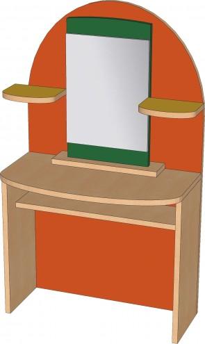 Puppen- und Spielmöbel - Puppen-Frisierkommode