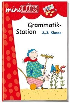 miniLÜK Grammatikstation 2. + 3. Klasse
