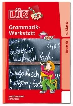 LÜK Grammatikwerkstatt 4.Klasse
