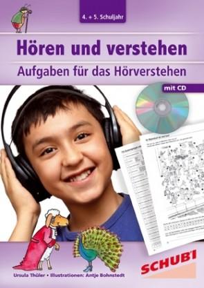 Hören & Verstehen 4. & 5. Schuljahr