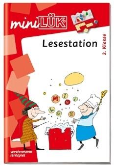 miniLÜK Lesestation 2. Klasse