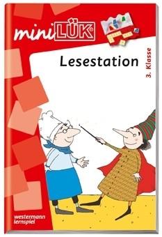 miniLÜK Lesestation 3. Klasse