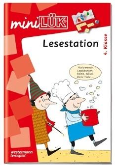 miniLÜK Lesestation 4. Klasse
