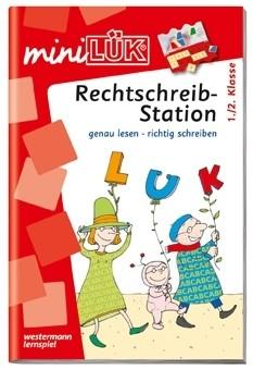 miniLÜK Rechtschreibstation 1. + 2. Klasse