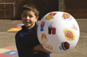 Talk Balls Klassenzimmer