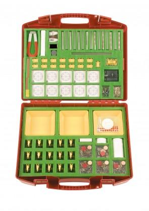 Experimentierbox – Magnet und Kompass