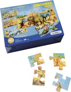 "Kinderbodenpuzzle ""Dino"""