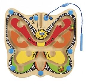 Magnetspiel - Bunter Flatterschmetterling