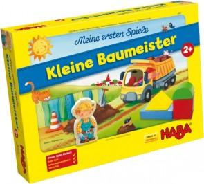 HABA  Meine ersten Spiele - Kleine Baumeister