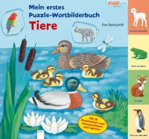 """Mein erstes Puzzle-Wortbilderbuch """"Tiere"""""""