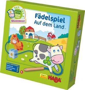 HABA® Fädelspiel- Auf dem Land