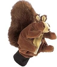 Handpuppe Eichhörnchen