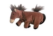 Handpuppe- Das Pferd