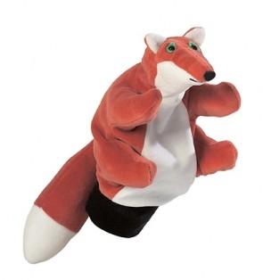 Handpuppe- Der Fuchs