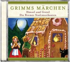 Hörbuch - Hänsel und Gretel & Die Bremer Stadtmusikanten