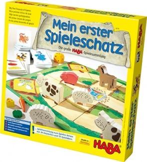 HABA®  Mein erster Spieleschatz