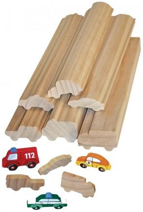 Profilholz, Fahrzeuge
