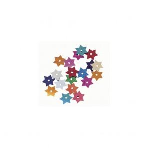 Stern-Pailletten 8 mm