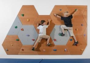 "Climbi-Kletterwandkombination ""Zugspitze"""