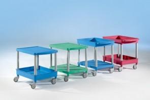 Clever Cart M, 1 Tablett & 1 Wanne