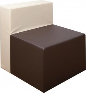 Sofaserie cuBe - Sessel