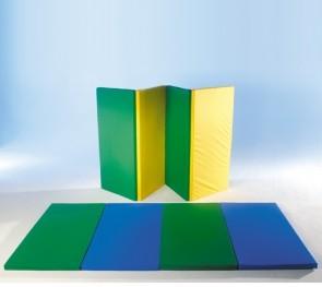 Faltturnmatte 300 x 120 cm, 5-teilig