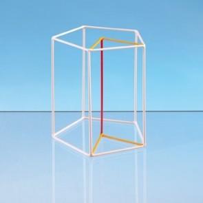 5 - Eck Zylinder - Drahtmodell