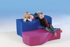 Wellensitzelement Swing-it-Sit - Rechteck hoch