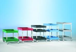 Clever-Cart L, 2 Wannen