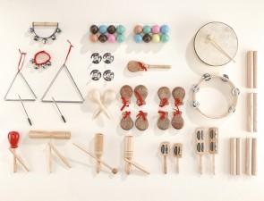 Rhythmik-Set 3 im InBox-Rollcontainer