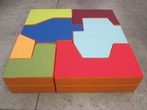 Riesen Puzzle Matte