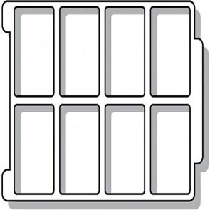Sortiereinsätze für ErgoTray Box