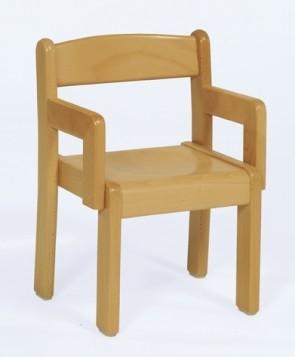 "Stuhl ""TIM"" mit Armlehne"