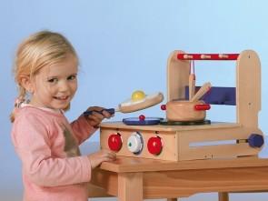 """Puppenküche Tischherd """"Cooky"""""""