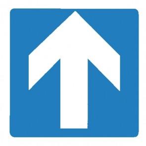 Verkehrsschild: Einbahnstraße