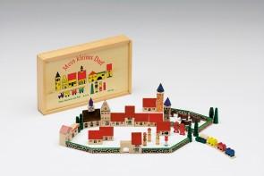"""Landschaftsgestaltung """"Mein kleines Dorf"""""""